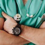 physician-in-scrubs