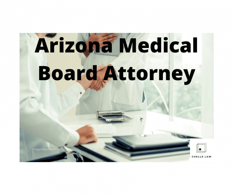 Arizona Medical Board Attorney