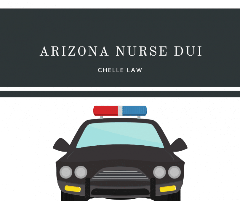 Arizona Nurse DUI