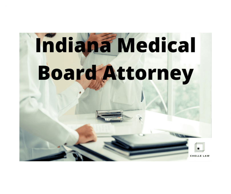 Indiana Medical Board Attorney