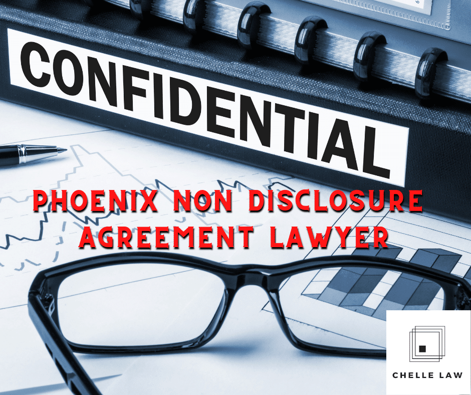 Phoenix Non Disclosure Agreement Lawyer