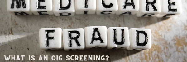 What Is An OIG Screening